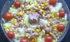 Tonlu Patates Salatası Tarifi