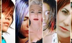 Yüzünüzün Şekline Göre Saç Modeli