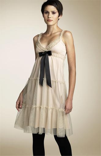 bej Rengarenk Elbiseler 2012