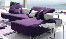 Renkli ve Şık Oturma Odaları