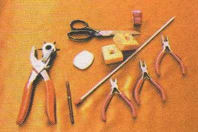 taki Takı Yapımında Kullanılan Malzemeler