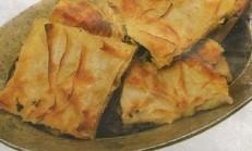 Isırganotu Böreği
