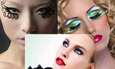 2013 Yazı İçin Podyumlardaki Göz Makyajı Dedikoduları !