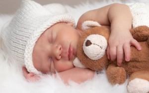 bebeklerde gece uykusu