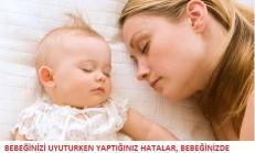 Bebeğinizin Uyku Sorunlarının Üstesinden Gelin