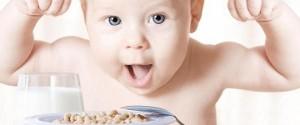 bebeğinizin isteği sizden sadece bir bardak süt