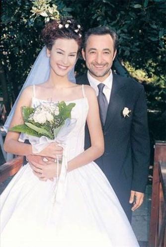 Arzum Onan ile Mehmet Aslantuğ
