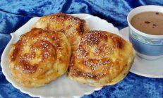Kolay Mayalı Çarşaf Böreği