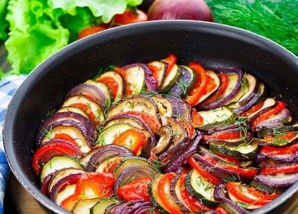 Ratatouille Fransız Mutfağı