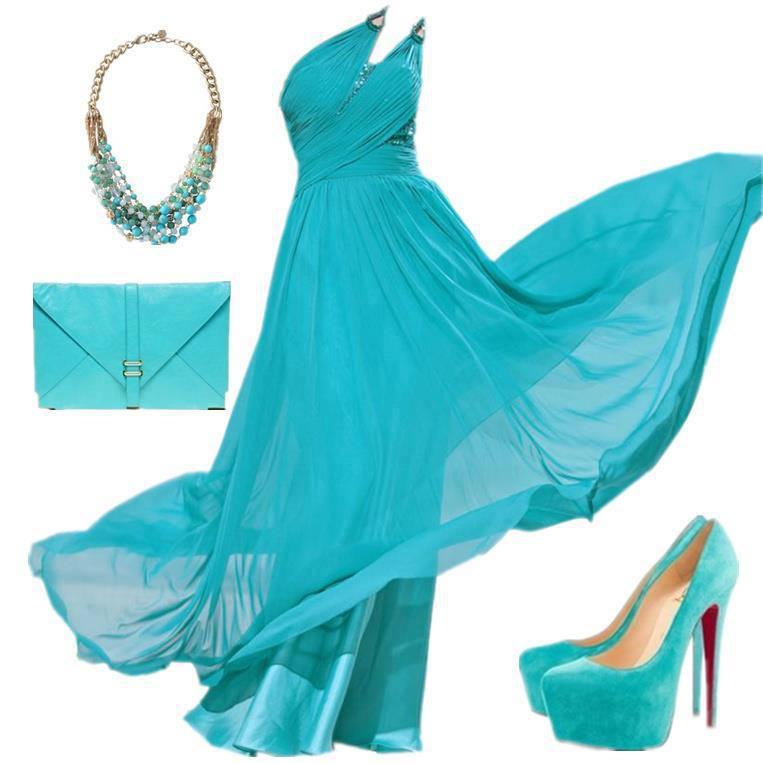 mavi bayan giyim kombin örnekleri