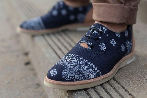 desenli erkek ayakkabı modeli