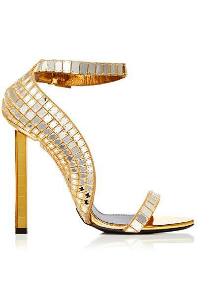dore aynalı ayakkabı modeli