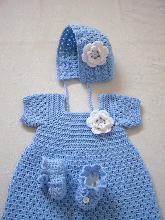 17d98e937ea27 Tığ İşi Bebek Elbise Modelleri - Kadınlar Sitesi, Gebelik, hamilelik ...