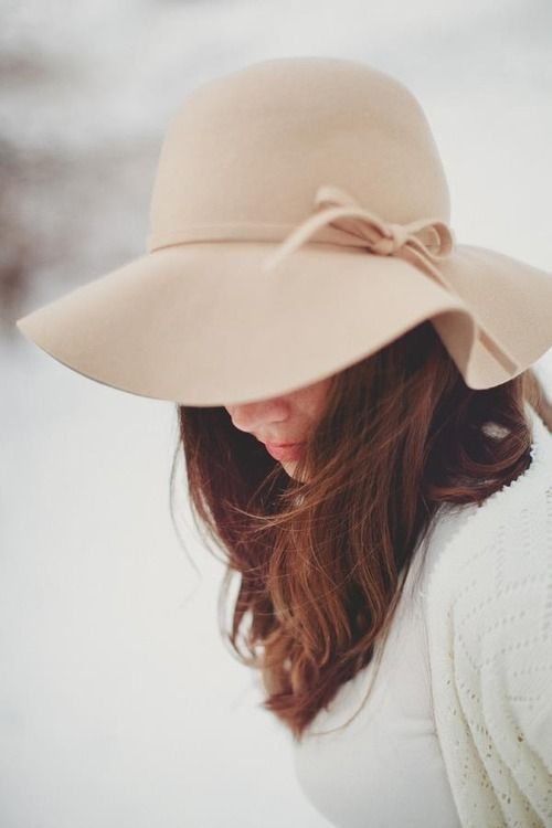 pudra rengi şapka modeli