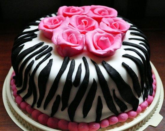 Pempe Renkli Zebra Pasta Tarifi