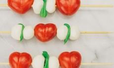 Cherry Domateslerden Kalp Yapalım