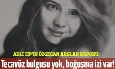 Adli Tıp'ın Özgecan Arslan raporu: Tecavüz bulgusuna rastlanmadı