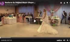 Rus Düğünü de Böyle Oluyor