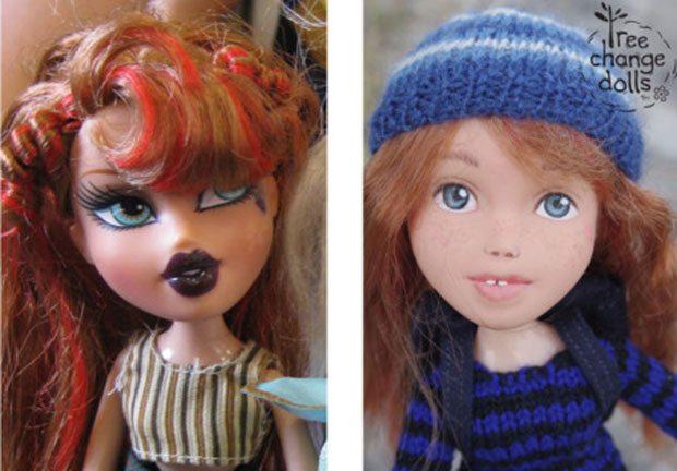 Barbie Bebekleri Değiştirme Projesi