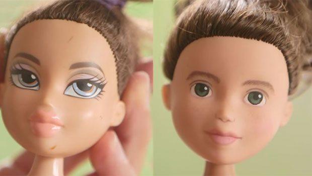 Barbie Bebeklerin büyük Değişimi