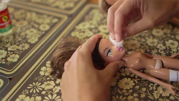 Yeni Barbie Bebek Çalışması
