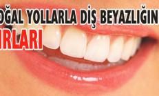 Daha Beyaz Dişler İçin 5 Doğal Öneri