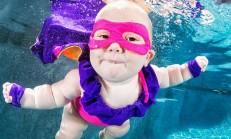Sualtı Bebek Fotoğrafları