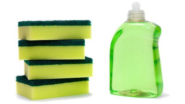 Sıvı bulaşık deterjanlarının farklı kullanım yerleri