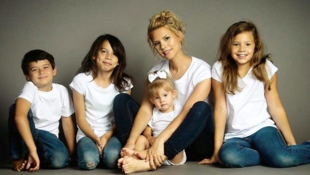 4 çocuk annesi Kimberly Henderson