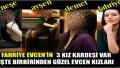 Fahriye Evcen'in Kız Kardeşleri İlk Kez Görüntülendi…