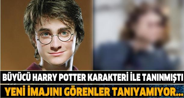 1 Harry Potter'ın yeni imajı