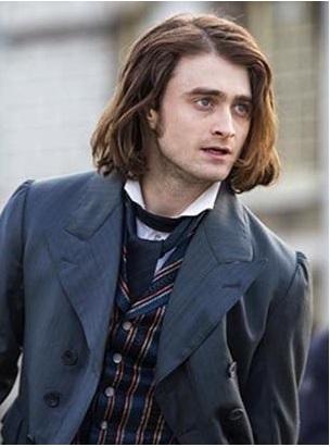 6 Yeni projesi için imaj değiştiren Daniel Radcliffe