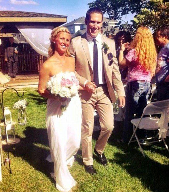 Mandy Stephens ve eşi