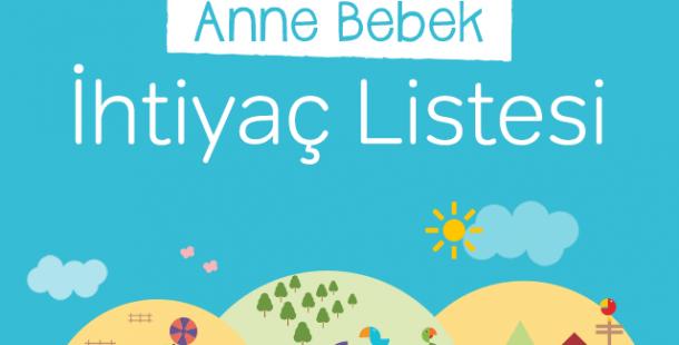 Panik Yok Sizin Yerinize Biz Düşündük: Yeni Doğacak Bebeğiniz İçin İhtiyaç Listesi