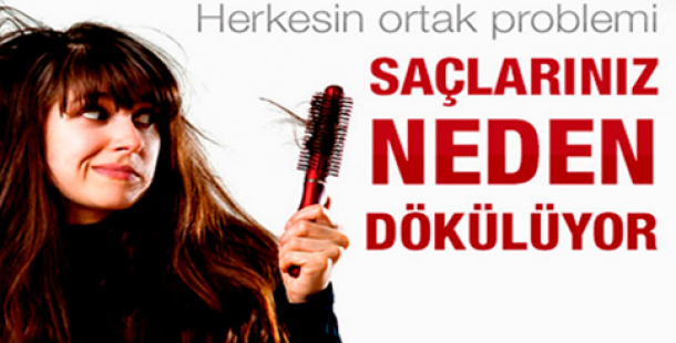 Mutlaka Cevabı Bilinmesi Gereken Bir Soru: Kadınların Saçları Neden Dökülür?