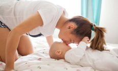 Bebeğiniz Neden Öpülmemeli? Cevaplar Çok Çarpıcı