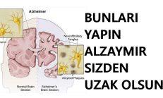 Bunları Yaparsanız Alzheimer ve Bunama Yanınıza Dahi Yaklaşamayacak