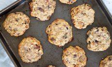 Kahvaltıda Metabolizmayı Hızlandırmak İçin Protein Çerezleri Tüketin
