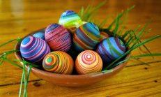 Baharın Gelişini Müjdeleyen Paskalya Yumurtası