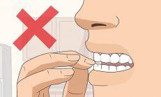 Tırnak Yeme Alışkanlığını Bırakmanın Kanıtlanmış 3 Basit Yolu