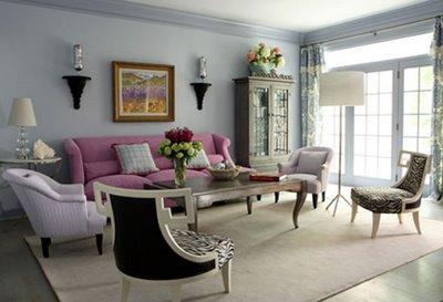 Renkli ve k oturma odalar kad nlar sitesi gebelik - Decoracion de salones clasicos ...