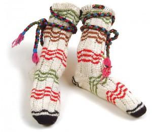 güzel çorap modelleri